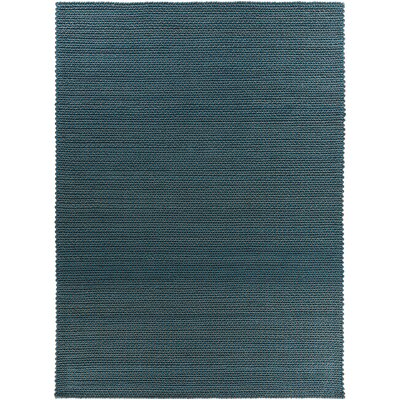 Joyce Teal Area Rug Rug Size: Rectangle 2 x 3