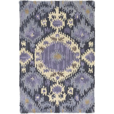 Mooney Lavender Rug Rug Size: 2 x 3