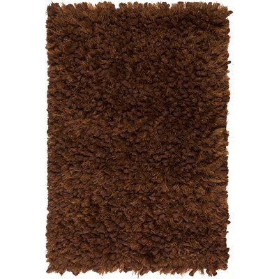 Razoredge Chocolate Rug Rug Size: 9 x 12