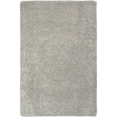 Alivia Gray Abstract Area Rug Rug Size: Rectangle 33 x 53