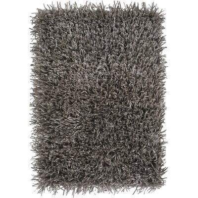 Chelmsford Silver Area Rug Rug Size: Rectangle 36 x 56