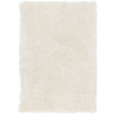 Braun Hand Woven Ivory Area Rug Rug Size: Rectangle 76 x 96