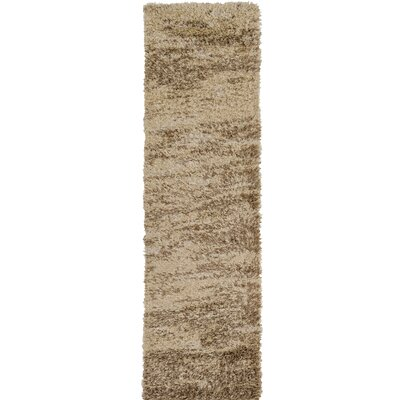 Hauser Beige Area Rug Rug Size: Rectangle 78 x 11