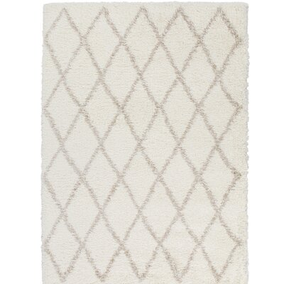 Pelican Bay Beige Area Rug Rug Size: Rectangle 52 x 72
