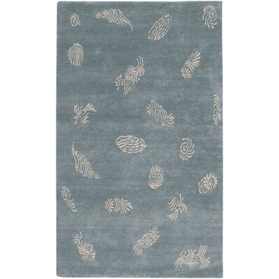 Howland Slate Rug Rug Size: Rectangle 9 x 13