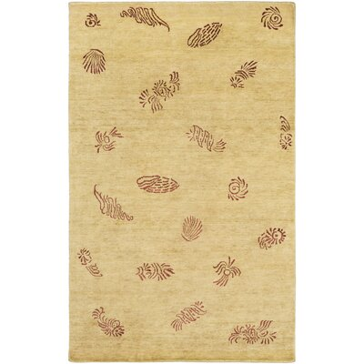 Howland Beige Rug Rug Size: Rectangle 5 x 8