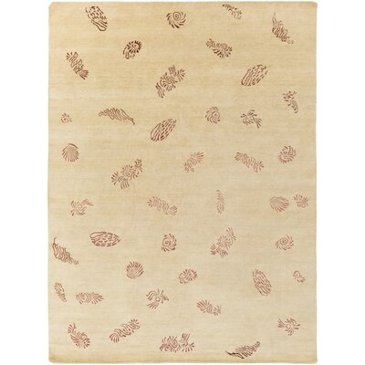 Howland Beige Rug Rug Size: Rectangle 8 x 11