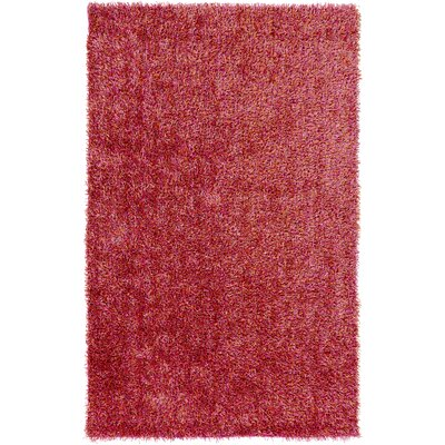 Ochoa Hot Pink Rug Rug Size: Rectangle 2 x 3