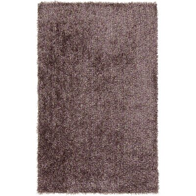 Ochoa Eggplant Rug Rug Size: Rectangle 2 x 3