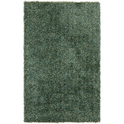 Ochoa Teal Rug Rug Size: Rectangle 2 x 3