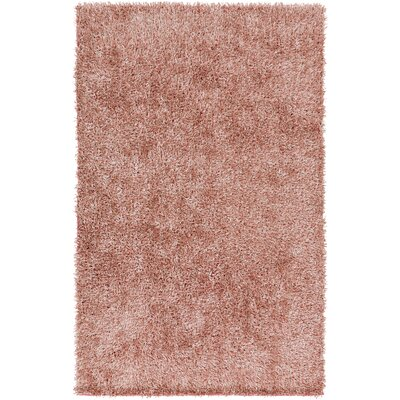 Ochoa Pastel Pink Rug Rug Size: Rectangle 2 x 3