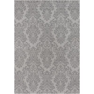 Attles Light Gray Rug Rug Size: Rectangle 2 x 3