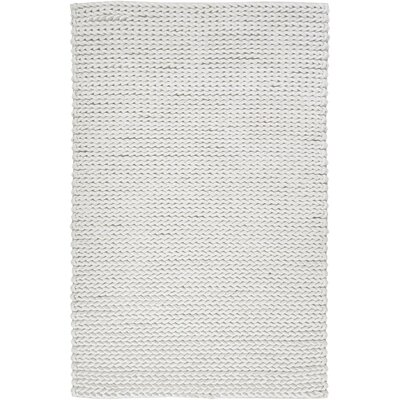 Mathews Ivory Area Rug Rug Size: 5 x 8
