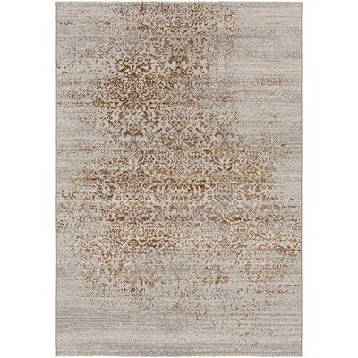Peachtree Cream Area Rug Rug Size: 8 x 10