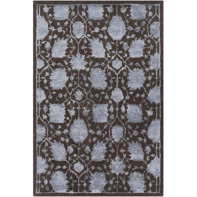 Arida Hand-Tufted Brown Area Rug Rug Size: Rectangle 8 x 10