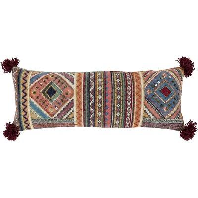 Camryn 100% Cotton Lumbar Pillow