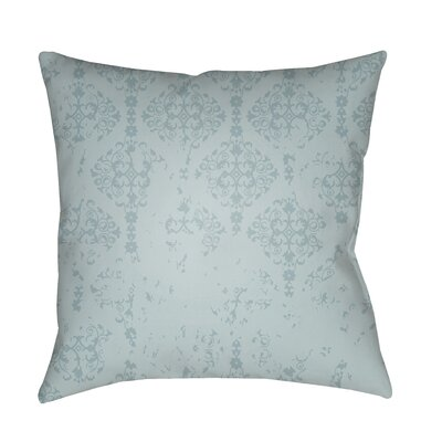 Patridge Indoor/Outdoor Throw Pillow Color: Mint