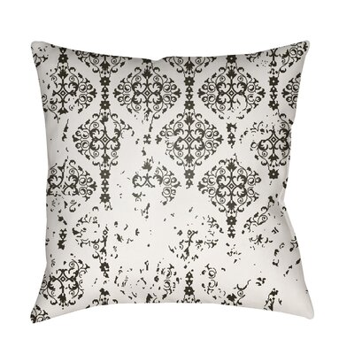 Patridge Indoor/Outdoor Throw Pillow Color: White