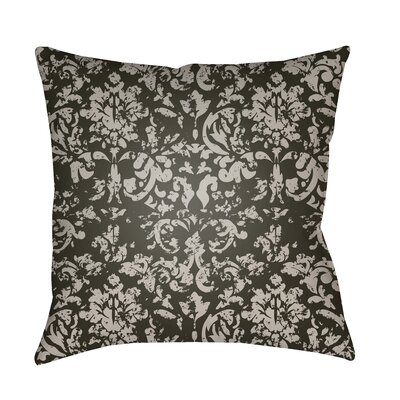 Patro Indoor/Outdoor Throw Pillow Color: Black
