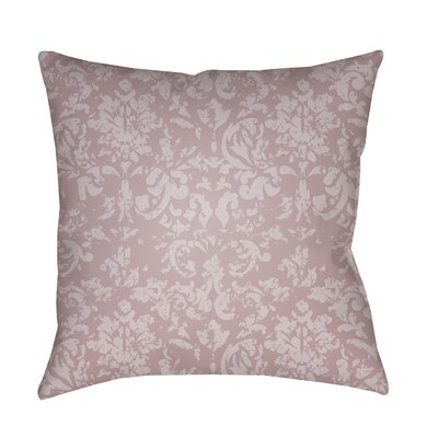 Patro Indoor/Outdoor Throw Pillow Color: Lilac