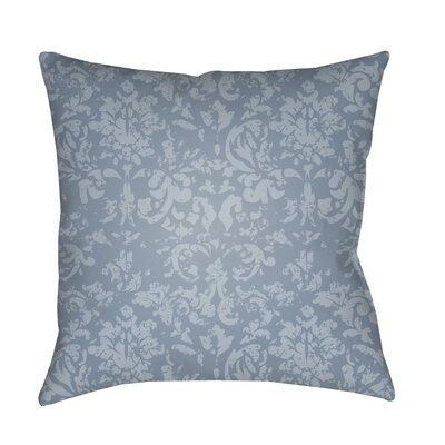 Patro Indoor/Outdoor Throw Pillow Color: Pale Blue