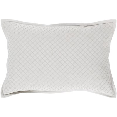 Troene 100% Cotton Lumbar Pillow Color: Cream, Fill Material: Poly Fill