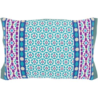 Bruno Square 100% Cotton Throw Pillow