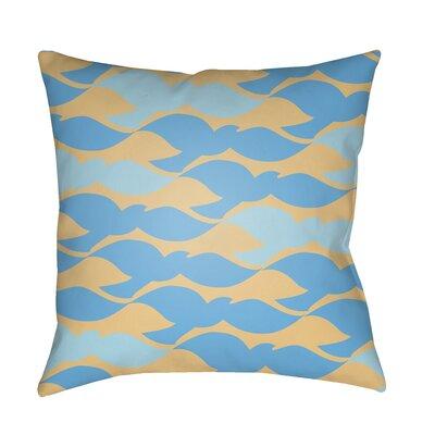 Walpole 100% Cotton Pillow Cover Color: Peach