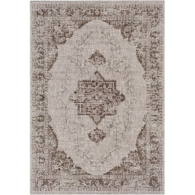 Fonwhary Camel Area Rug Rug Size: Rectangle 2 x 3