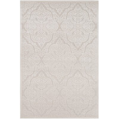 Geir Ivory Area Rug Rug Size: Rectangle 2 x 3