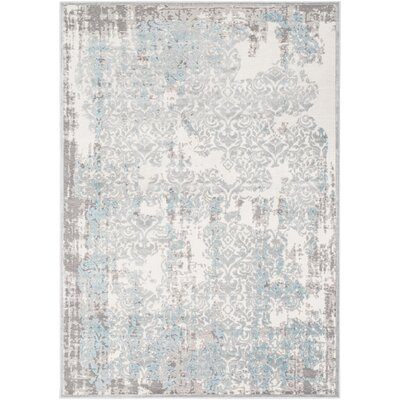 Svendborg Ivory Area Rug Rug Size: Rectangle 53 x 73