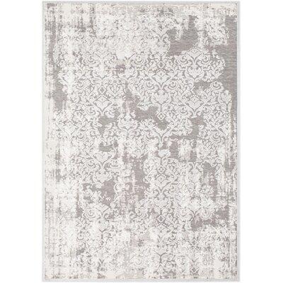 Svendborg Gray Area Rug Rug Size: 710 x 103