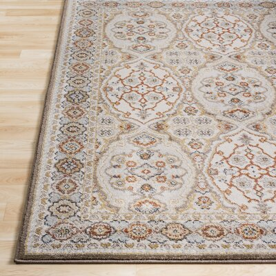Lenora Camel Area Rug Rug Size: Rectangle 53 x 73