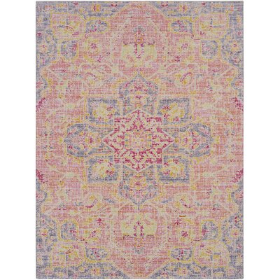Lyngby-Taarb�k Lilac Area Rug Rug Size: 2 x 3