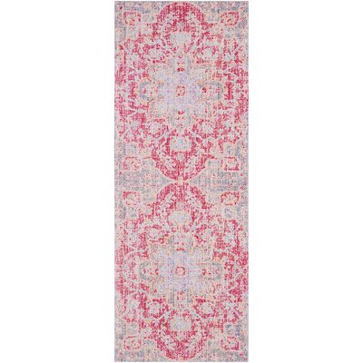 Lyngby-Taarb�k Taupe Area Rug Rug Size: Runner 3 x 71