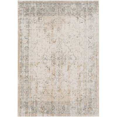 Jazzerus Camel Area Rug Rug Size: Rectangle 2 x 3
