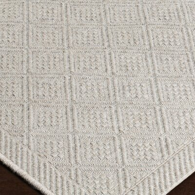 Sarang Beige Indoor/Outdoor Area Rug Rug Size: 2 x 3