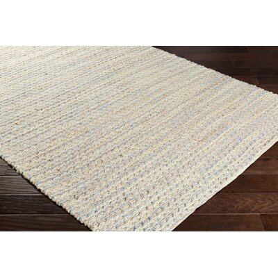Falefa Hand Woven Beige Area Rug Rug Size: Rectangle 8 x 10