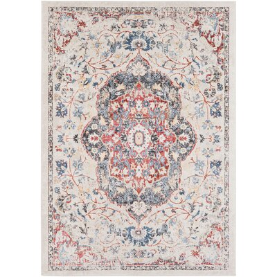 Siesta Key Khaki Area Rug Rug Size: Rectangle 53 x 76