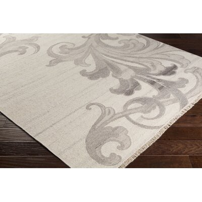 Lizzie Transitional Hand Knotted Wool Camel Area Rug Rug Size: 2 x 3