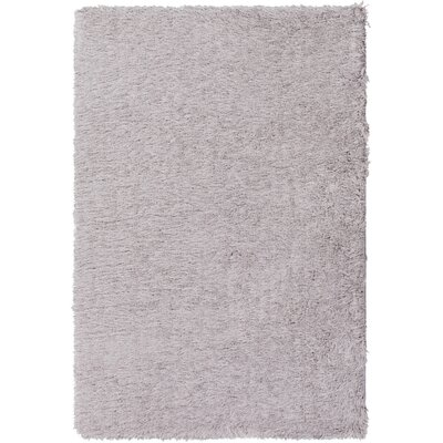 Mahesh Gray/Silver Area Rug Rug Size: Rectangle 8 x 10