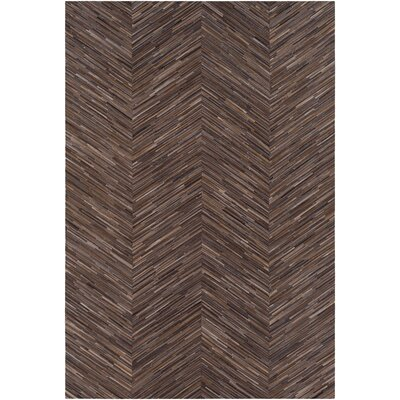 Loraine Hand Woven Tan/Taupe Area Rug Rug Size: Rectangle 2 x 3