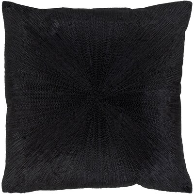 Coulson Cotton Throw Pillow Size: 20 H x 20 W x 4 D,  Type/Fill: Pillow With Down Insert
