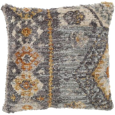 Yuri Bohemian Global Throw Pillow Size: 18 H x 18 W x 4 D, Type/Fill: Pillow With Down Insert