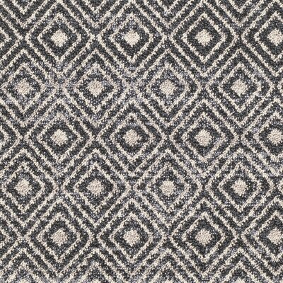 Hudgens Distressed Charcoal/Beige Area Rug Rug Size: Rectangle 93 x 121