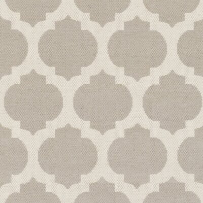 Stonebridge Hand-Woven Wool Light Gray/Gray Area Rug Rug Size: Runner 2 x 8