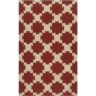 Wyckoff Puzzle Area Rug Rug Size: Rectangle 8 x 11
