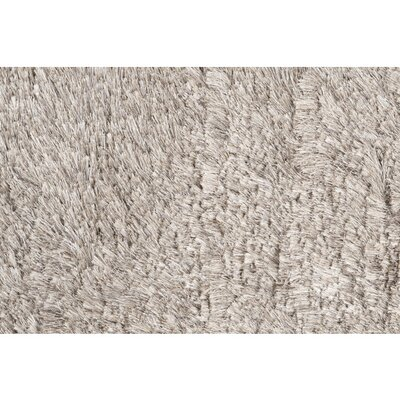 Mel Taupe Area Rug Rug Size: Rectangle 5 x 8