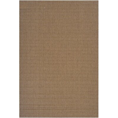 Janessa Natural Outdoor Area Rug Rug Size: Rectangle 53 x 76