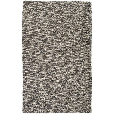 La Junta Light Gray Area Rug Rug Size: Rectangle 5 x 8